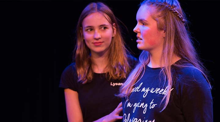 JongeMakersKamp theaterkamp jongeren xapp zomerkamp